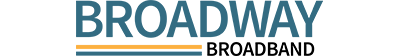 Broadway Broadband - Logo (Colour long)