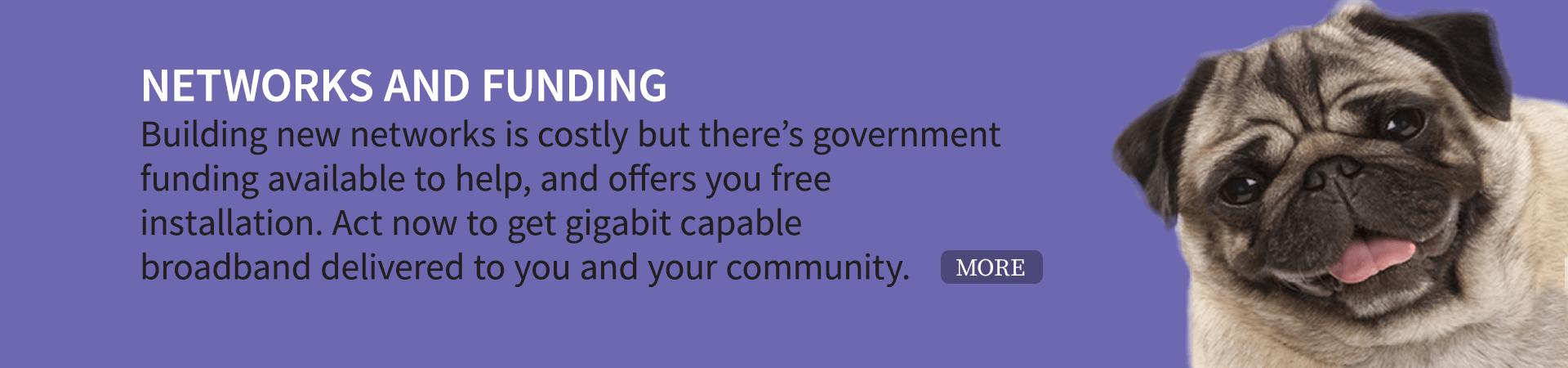 Network & Funding (banner)
