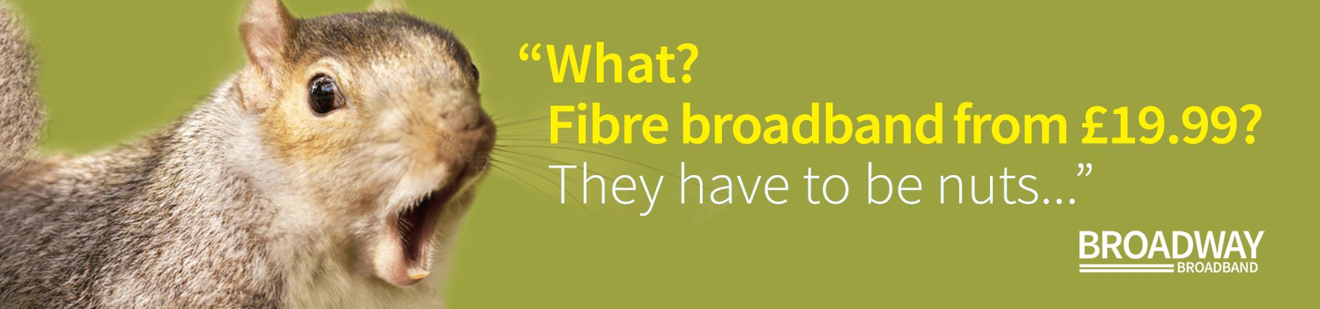 Fibre broadband (desktop)