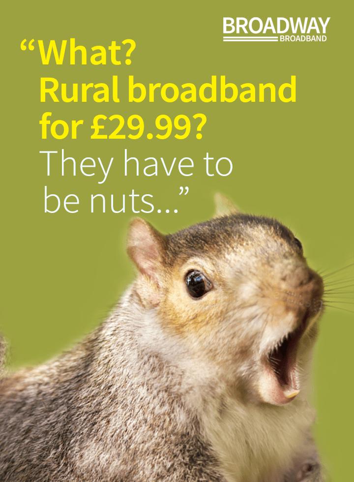 Rural Broadband (tablet)