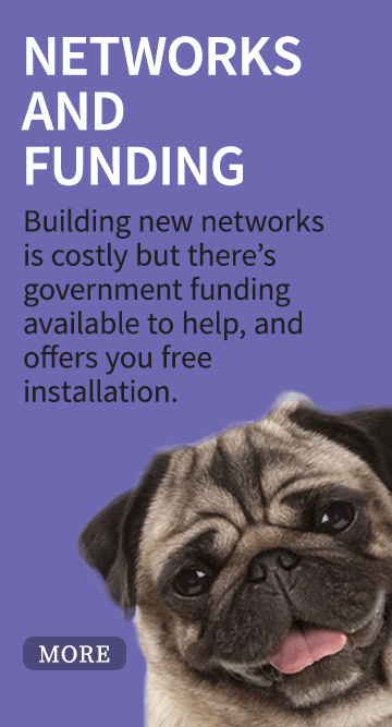 Networks & Funding (mobile)